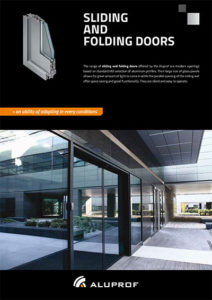 Sliding and folding doors MB-77HS