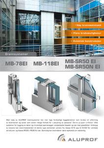 MB-78EI MB-118EI MB-SR50EI MB-SR50NEI